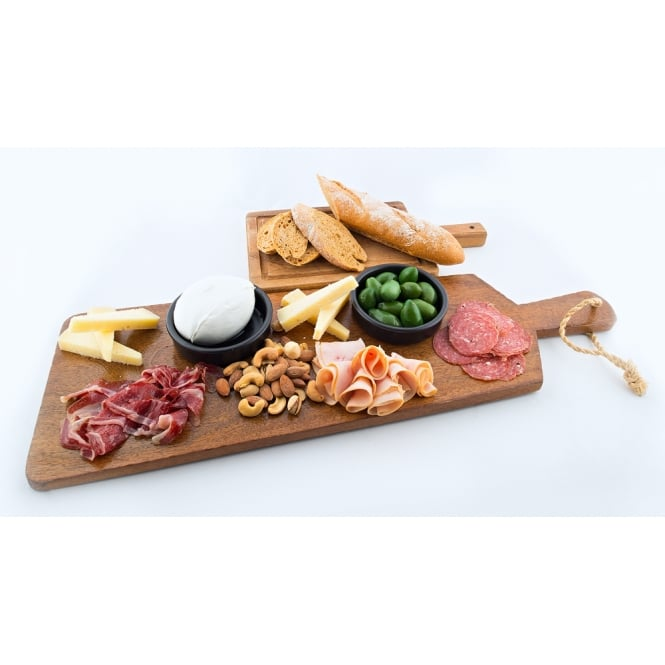 Cured & Matured Cheese & Meats Platter