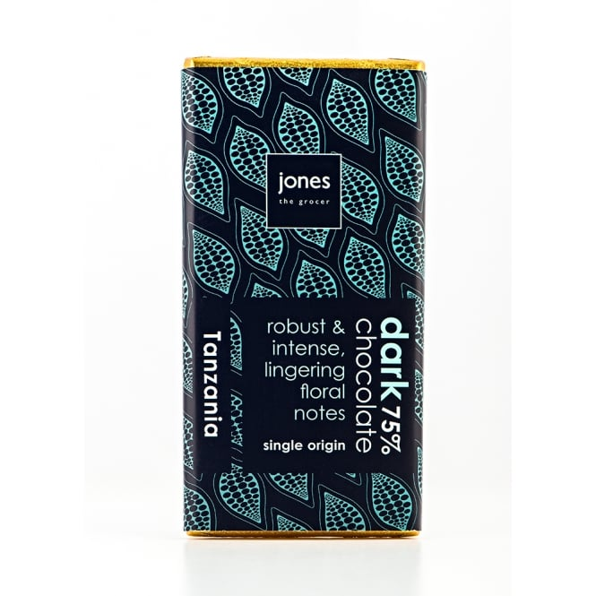 Jones the Grocer 75g tanzania 75%