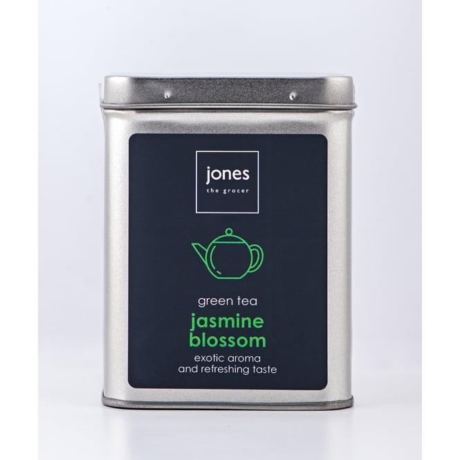 Jones the Grocer jasmine blossom green tea