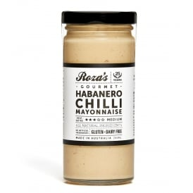 habanero chilli mayonnaise